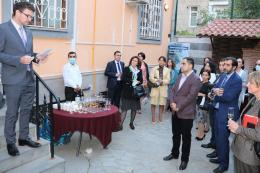 Հայաստանում Միացյալ Թագավորության դեսպան Ջոն Գալագերն ընդունելություն էր կազմակերպել Հայաստանի կառավարության, բիզնես համայնքի և քաղհասարակության ներկայացուցիչների համար